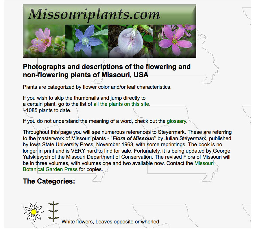 MissouriPlants